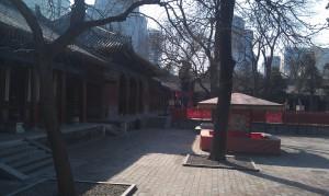 Temple Taoiste Pékin